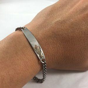 Harley Davidson Speidel black hills gold bracelet
